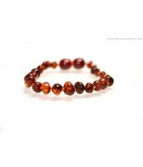 Baroque Amber Baby Bracelets S1