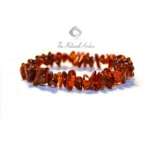 Amber Chips Bracelets for Babies S10