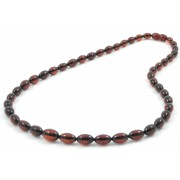 Adult Cognac Amber Necklace N241