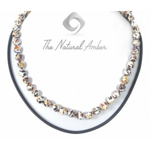 Special Design Amber Teen Necklace TE111