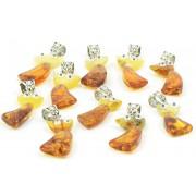 Amber Pendant Cat P153