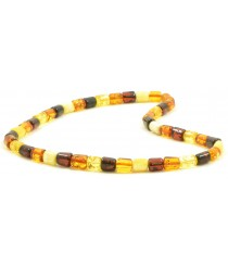 Baltic Amber Necklace for Men M5