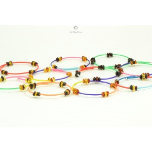 S12 Bracelet with Half-Baroque Beads