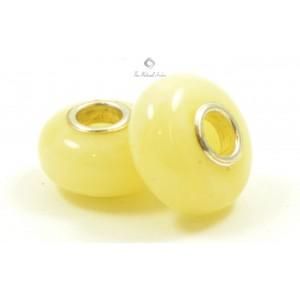Milky Amber Pandora Beads PB101