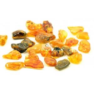 Natural Baltic Amber Stones S117