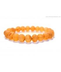 Raw Baroque Amber Adult Bracelets L5