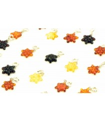 Genuine Baltic Amber Pendants for Bracelets and Necklaces P220