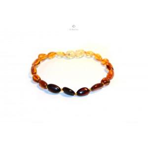 Olive Amber Adult Bracelets L9