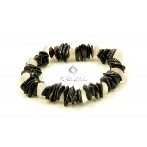 Amber Gemstone Bracelet