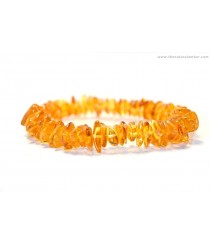 L11 Amber Chips Bracelets for Adults