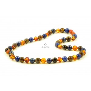 Amber Gemstone Adult Necklaces