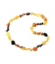 Baltic Amber Teething Necklace