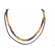 Amber Bracelet and Necklace Set ST142