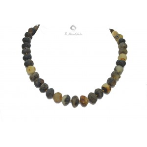 Adult Raw Amber Necklace N143