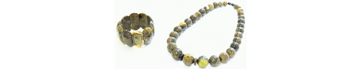 Amber Jewelry Sets