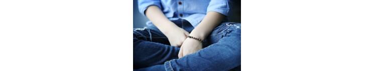 Amber Teething Bracelets & Anklets